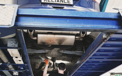 Maintaining Your Exhaust System